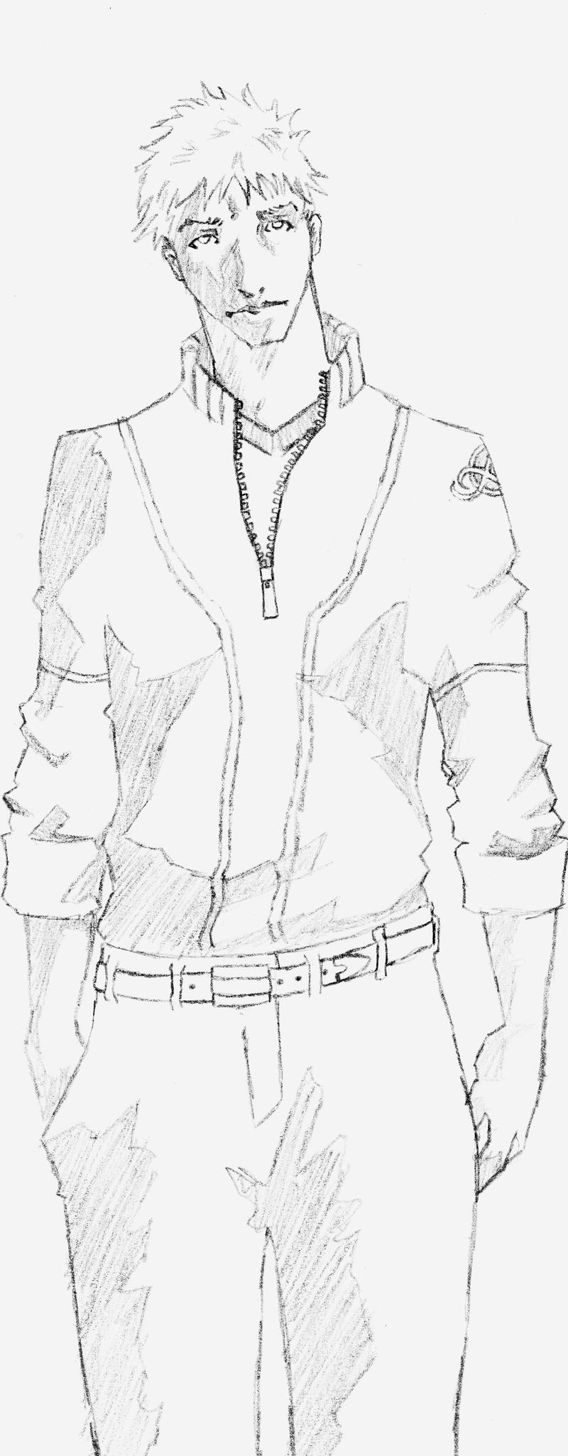 Joe in Jacket